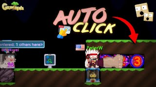 I Prank people by using AUTO CLICK in Growtopia! (DWYS #3)