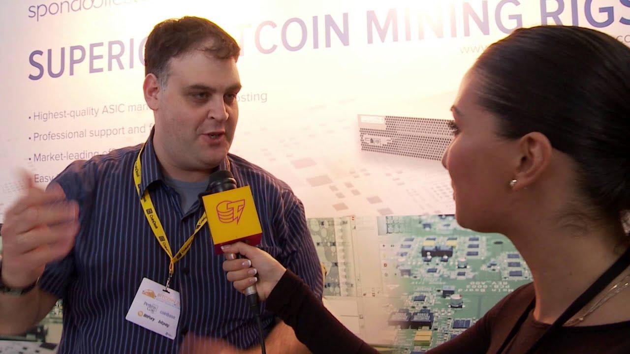 Cointelegraph at Bitcoin 2014