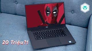 Dell XPS 15 9560 giá sốc: 20 Triệu 😱