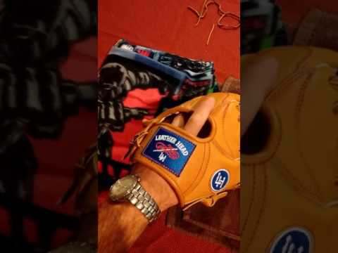 Leather Head Baseball Glove Review