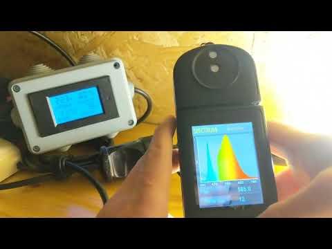Экспресс-тест лампы Gauss 23225 LED Elementary A60 15W E27 1450lm 4100K 1/10/50
