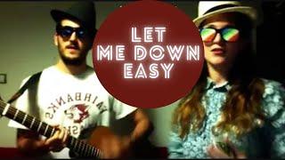 Let me down easy - Sheppard (cover Sarai & Enric)