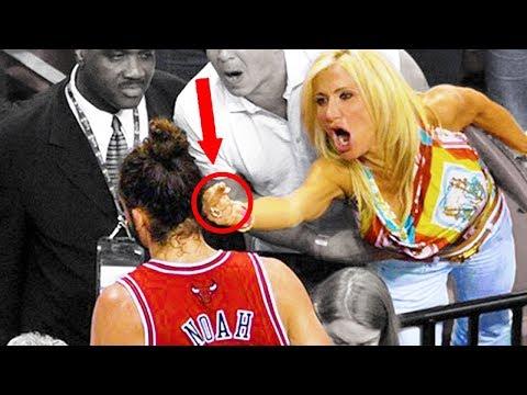 4 Times NBA Fans Went Too Far
