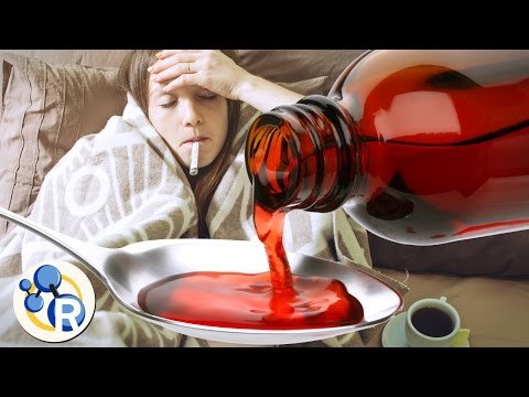 Chemists Explain Why You Probably Shouldn't Bother With Cough Syrup