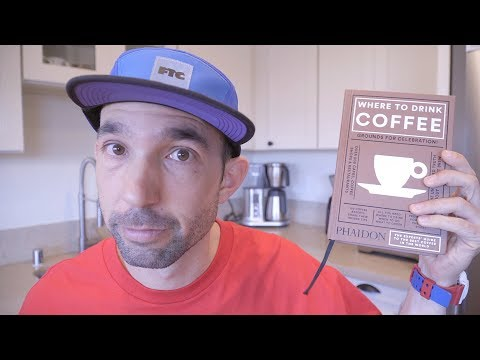 Where To Drink Coffee. A Specialty Coffee Guide Book From Phaidon   Real Chris Baca