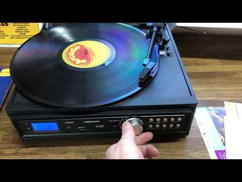 Medion Life E69468 (MD 43713) Plattenspieler Kassetten Digitalisierer Aldi