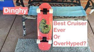 Landyachtz Dinghy Blunt ~ Cruiser Full Review Meowijuana