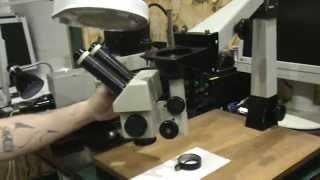 Микроскоп МБС-9 Универсальный вращающийся штатив...