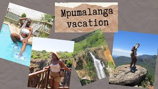 My summer vacation in Mpumalanga |South African Vacation