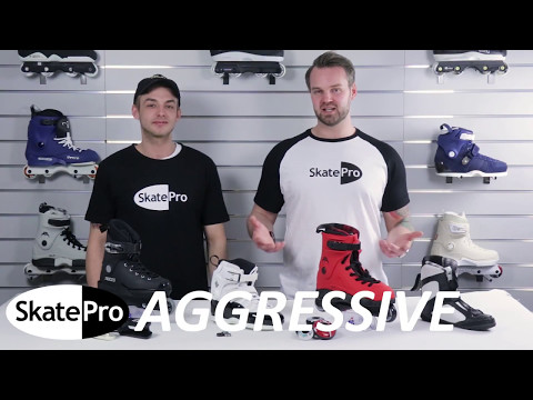 How to choose the best aggressive inline skates | Buyer's Guide | SkatePro.com