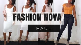 Fashion Nova Haul, Try-on, And Review | Honest  Opinion!