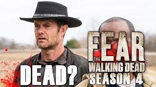 Fear The Walking Dead Season 4 Episode 7 - Will John Survive?
