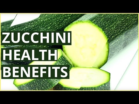 Video 10 Best Health Benefits Of ZUCCHINI For Skin, Hair & Health