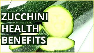 10 Best Health Benefits Of ZUCCHINI For Skin Hair & Health
