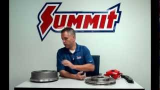 Drum Brakes vs Disc Brakes - Summit Racing Quick Flicks