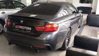 Ничто не предвещало беды -3! Осмотр BMW 440 !