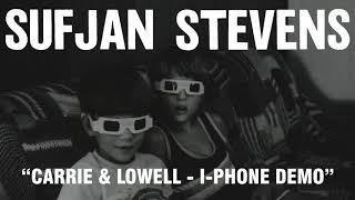 Download Youtube: Sufjan Stevens - Carrie & Lowell - iPhone Demo (Official Audio)