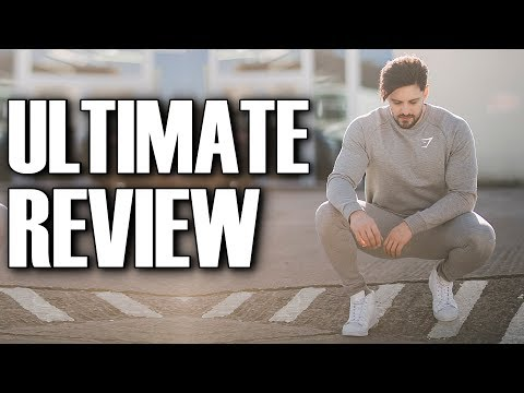 ULTIMATE REVIEW: GYMSHARK Size & Fitting Guide   Clothing & Discounts Haul!   Lex Fitness