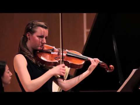 Rebecca Clarke, Sonata for Viola and Piano, Movement 1. Impetuoso