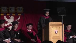 Harvard Medical School -- Class Day 2017