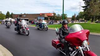 Tribute to the Troops Ride