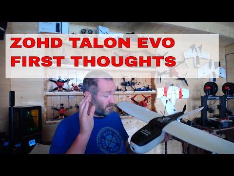 ZOHD Talon Evo | First Impressions.