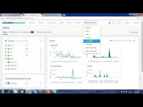 Kerberos setup in Cloudera Hadoop – PLENIUM AMERICA