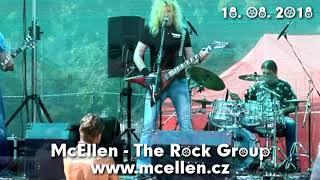 Video McEllen Rock Group - Brod 2018
