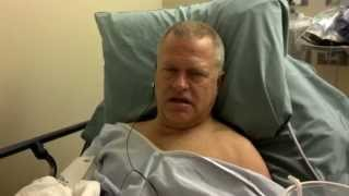 They didn't Tell Me About The Catheter Post Pain 90 Day Challenge Day 7