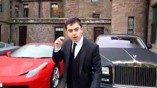 פארודיה על טאי לופז, בחור בטירה עם מכוניות בשווי $1,000,000 דולר!!