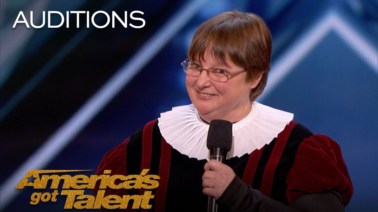 The Judges Get Bored During The AGT Auditions - America's Got Talent 2018 thumbnail