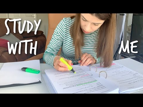 STUDY WITH ME FOR ACTUARIAL EXAMS | first study day - YouTube