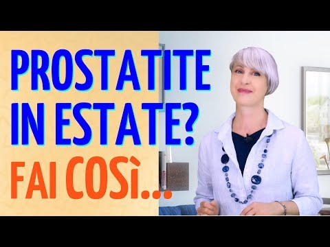 Il video come stimolare la prostata