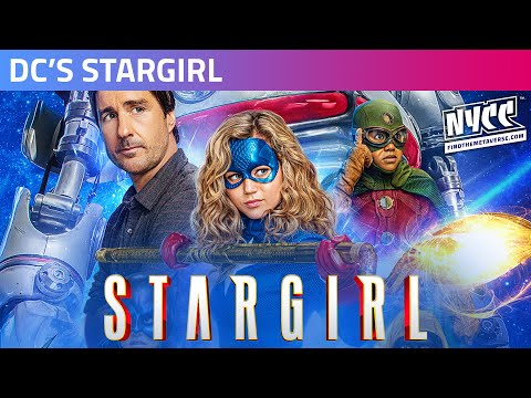 DC's Stargirl Cast & Producer Panel