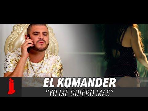Letra Yo Me Quiero Mas El Komander