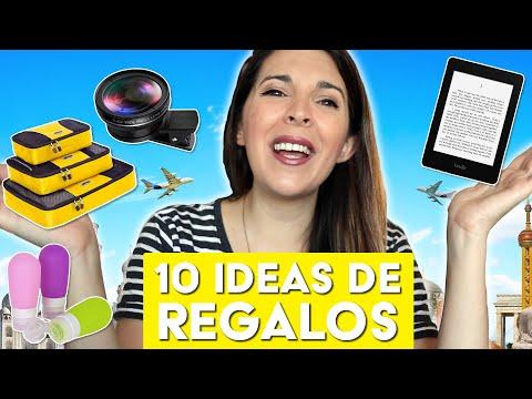 10 IDEAS DE REGALOS PARA VIAJEROS | Ceci de Viaje