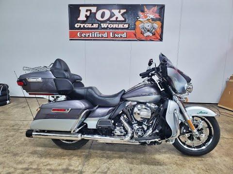 2014 Harley-Davidson Electra Glide® Ultra Classic® in Sandusky, Ohio - Video 1