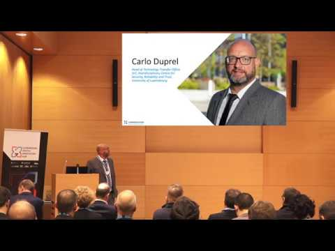 L-DIH Talk #1 – Carlo Duprel (Head of Technology Transfer Office, SnT)