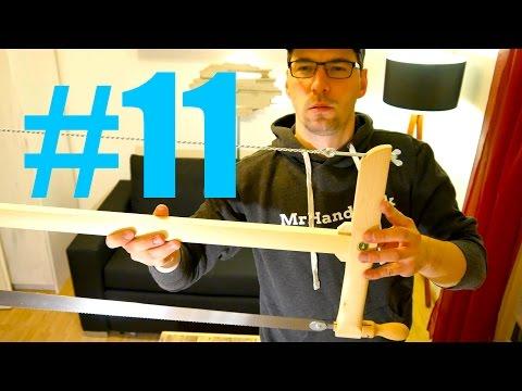 Vlog #11 Die gute alte Gestellsäge