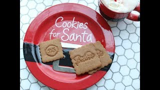 PERSONALIZED GINGERBREAD COOKIES