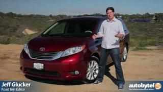Toyota Sienna (XL30) 2010 - 2020