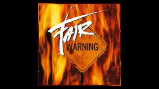 FAIR WARNING - HANG ON
