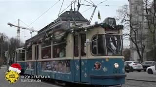 Christkindltrambahn 2019