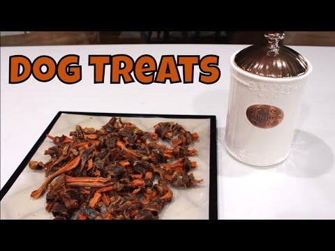 Gourmet Dog Treats With Linda's Pantry