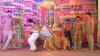 Janta Ramlila Ratangarh. (sarfaroshi Ki Tamanna)10-10-2016 Hemant Pipalwa From Ratangarh (churu)