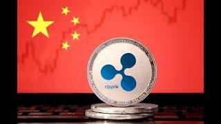 Ripple (XRP) Breaks Into China; 1 Million+ Litecoin (LTC) Transaction; Crypto Volumes Actually 2-3x