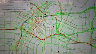 How to avoid traffic in Los Angeles and most cities in the world