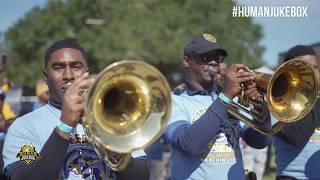 Southern University Human Jukebox Alumni Band 2019   Old School vs. New School