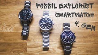Lohnt sich ein Umstieg auf die neue Uhr? Fossil Smartwatch Generation 4 (FTW4012) im Test // Deutsch