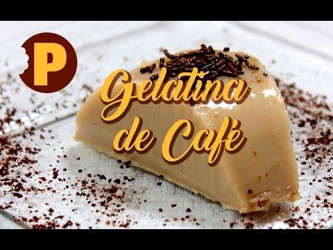 Vídeo Gelatina de Cáfe